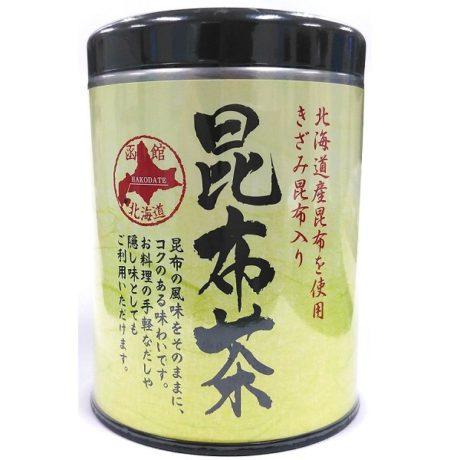 昆布茶缶入